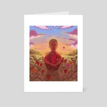 pretty mf - Art Card by liljodsz