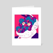 Chaos - Art Card by Iain Smith
