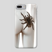 Arachnophobia - Phone Case by Antarctic Spring