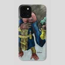 Hamlet Orangutan - Phone Case by Cool Characters