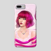 Pretty In Pink - Phone Case by Kei Lumo