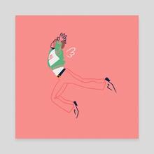 Dynamite : Jimin - Canvas by T A Z 🌈
