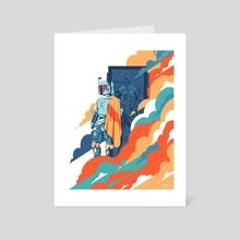 Bounty - Art Card by Matt Kehler
