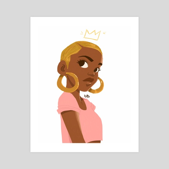Crown by Ashley Evans