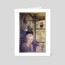 Alwa - Art Card by Naoru Suisou