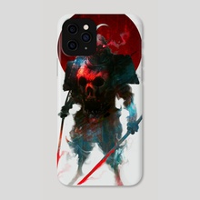 Nitenichi Bishamon - Phone Case by Aaron Nakahara