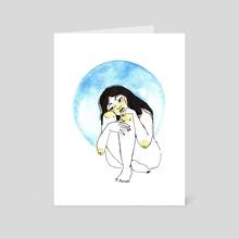 If & When - Art Card by Sasha Spooky