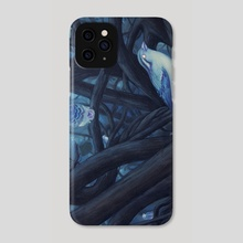 Subsparrows - Phone Case by Dana Thomas