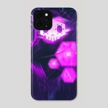 Sombra Mask - Phone Case by Valentin Romero