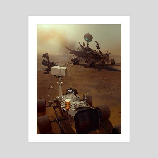 Rovers by Sergey Kolesov