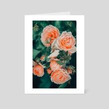 Seasons Blossom - Art Card by 83 Oranges