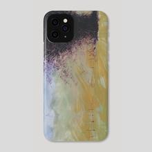 Contemporary Landscape_007 - Phone Case by Vinicius Chagas