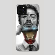 Suit Up - Phone Case by Meneer Marcelo