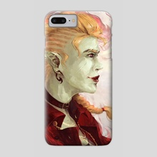 Lup Taaco - Soulmates - Phone Case by Gin