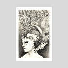 Apertus - Art Print by Jacob Boissinot