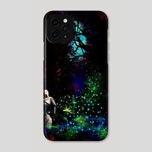 The Light in The Dark  - Phone Case by Valentina Ioannou