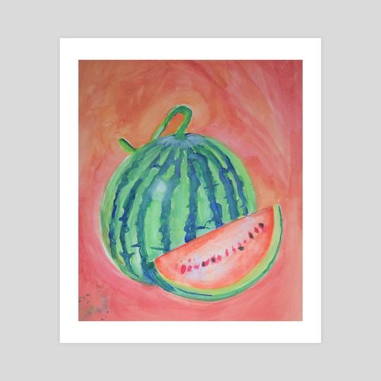 Watermelon by kylie marsh