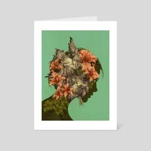 Revelation  - Art Card by Faryn Hughes
