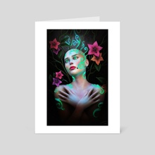 Artist - Art Card by Tanya Varga