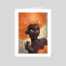 "Citrus - Art Card by Ejiwa ""Edge"" Ebenebe"