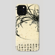 Orchid - 102 - Phone Case by River Han