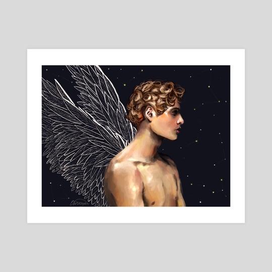 Icarus by Emme Srinivas