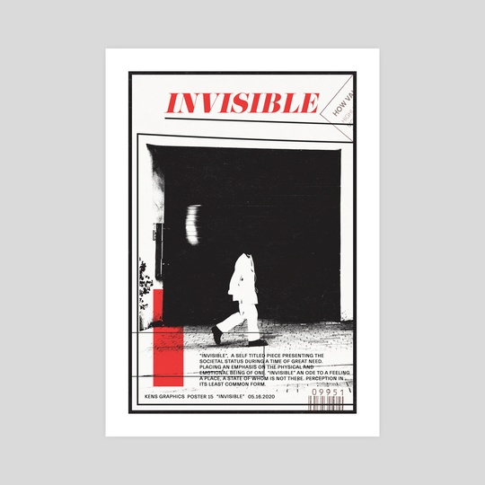 """Invisible"" by Kenneth Thomas"