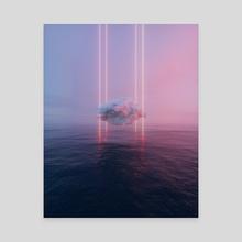 BLISS  - Canvas by Yugal Odhrani