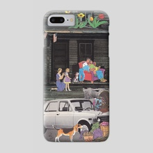 American Dream - Phone Case by Lerson