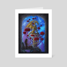 Neural Style - Art Card by Kamora Jones