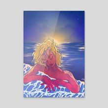 serendipity - Acrylic by grace wood