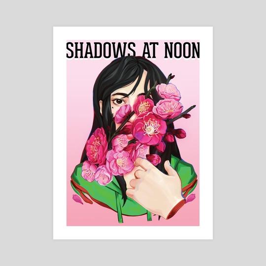 Shadows at Noon - Maxime by Mel de Carvalho