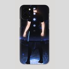 Moon - Phone Case by Orange Sekaii