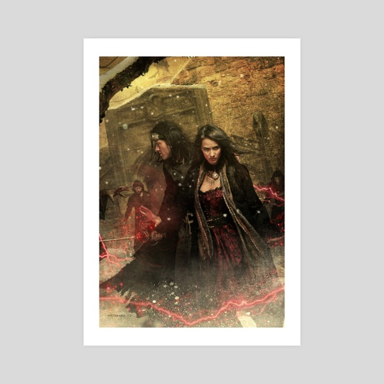 Vampire Empire: The Kingmakers by chris mcgrath
