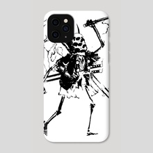 Rotted Oni - Phone Case by Rotten Dirty