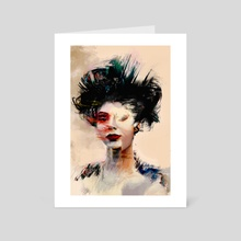 Switch - Art Card by Sweet Disorder Art