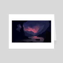 Atmospheric - Art Card by Pinet Aurélie
