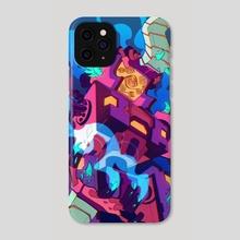 Demonic Malfunction - Phone Case by Oakley Billions