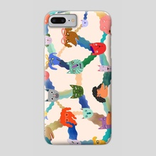 Petfinder - Phone Case by Jordan Bruner
