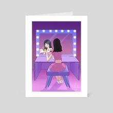 I see you (OC) - Art Card by Wheysla Silva