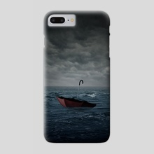 Lost - Phone Case by Tóth Zoltán