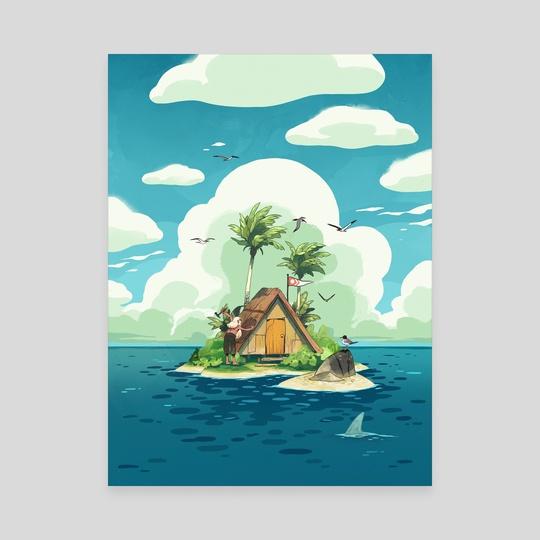 Private Island by Sam Bosma