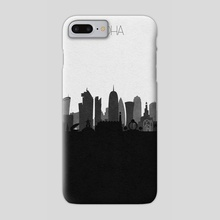 Doha - Phone Case by Deniz Akerman