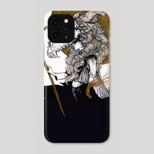 Dark - Phone Case by Alice Holleman