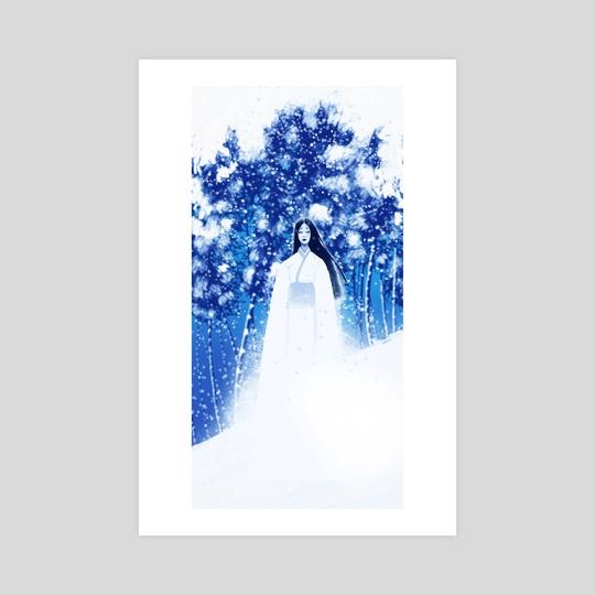 Yuki Onna by Olivia Ó Duinn
