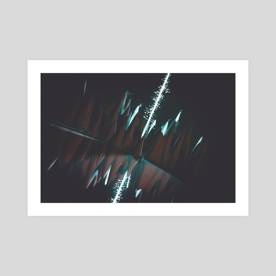 flurried beam by drewmadestuff