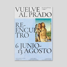 Reencuentro - Acrylic by Carlos del Pino