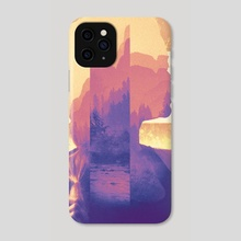 Dreaming 1 - Phone Case by Demond Bryant