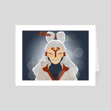 Paya from Zelda - Art Card by Roby Lou