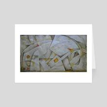 Olifant - Art Card by Vasily Tryndyk